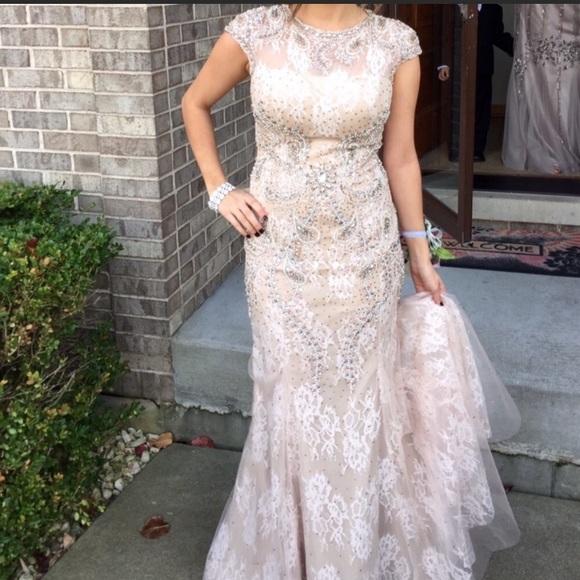 Terani Couture Dresses Terani Evening Gown Poshmark